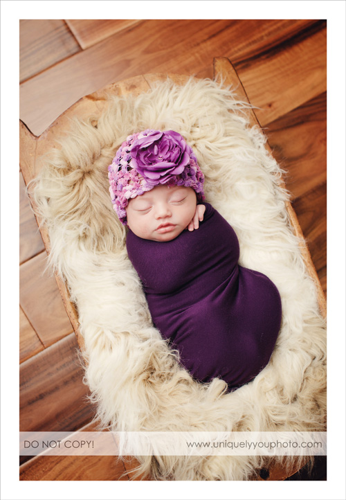 oh so pretty baby Zoey | Lincoln Nebraska Newborn Photographer