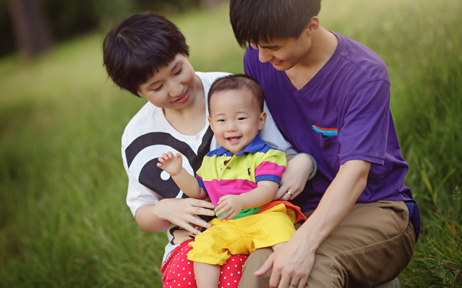 Crete Nebraska family and baby photographer