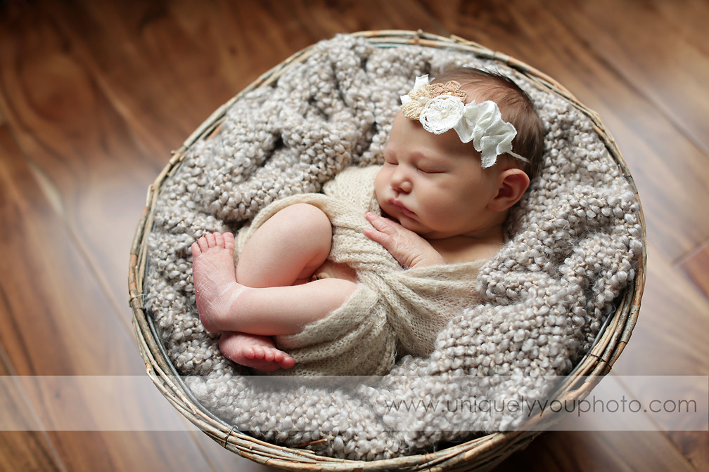 newborn portraits in lincoln nebraska
