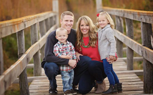 stunning outdoor family portraits nebraska