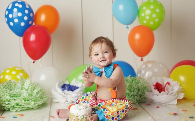 first birthday cake smash lincoln nebraska