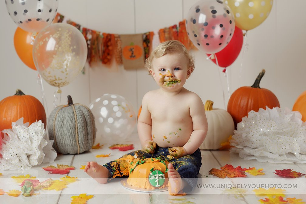 Decorating Ideas > Celebrate With A Cake Smash Session  The Cake Smash Trend ~ 221546_Birthday Party Ideas Lincoln Ne
