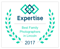 Voted Best Family Photographers in Lincoln