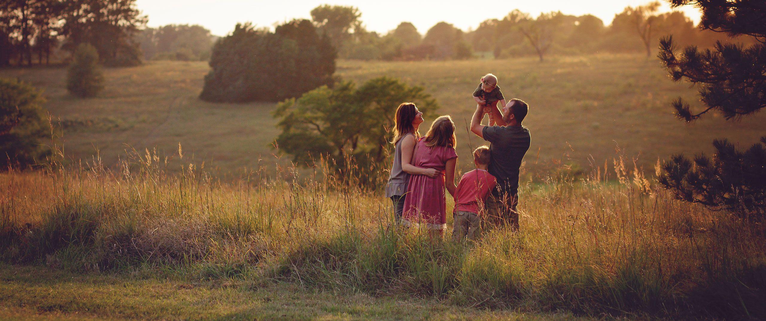 Family Photographer in Lincoln Nebraska