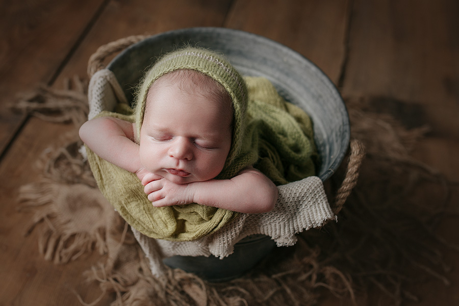 Newborn Portfolio | Lincoln NE Newborn Photography