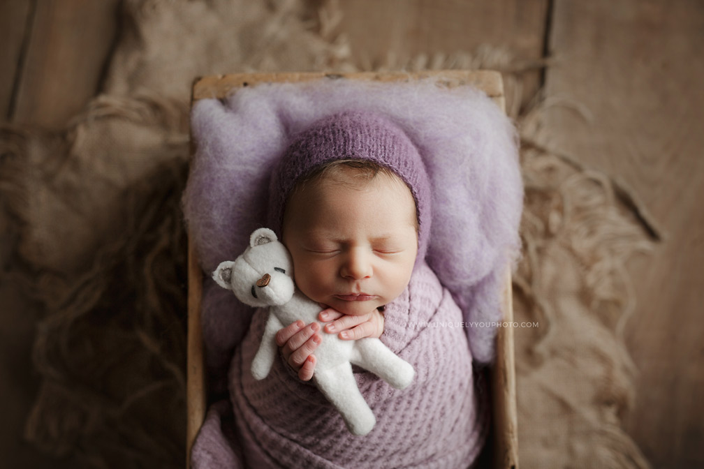 newborn baby photographer lincoln nebraska