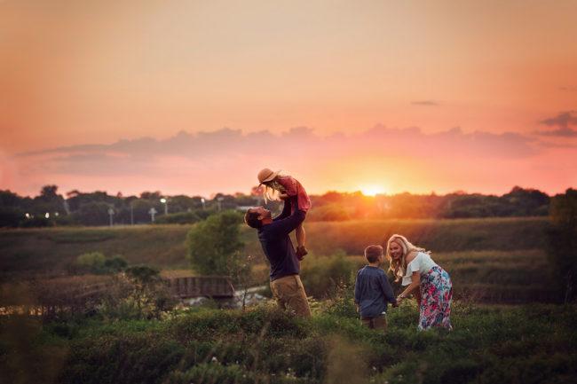 lincoln nebraska family photo session