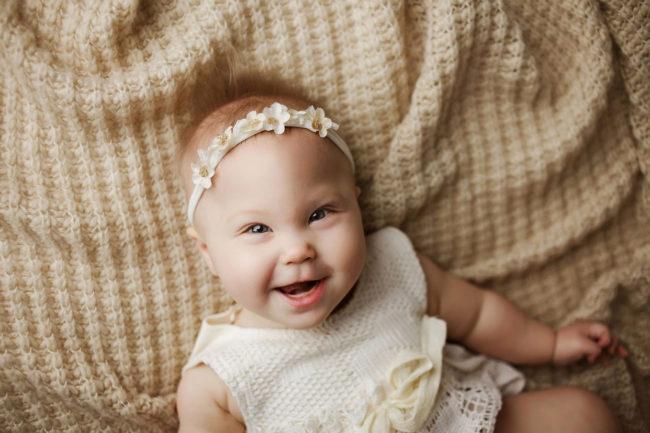 baby milestone photographer lincoln ne