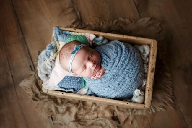 best lincoln ne newborn photography