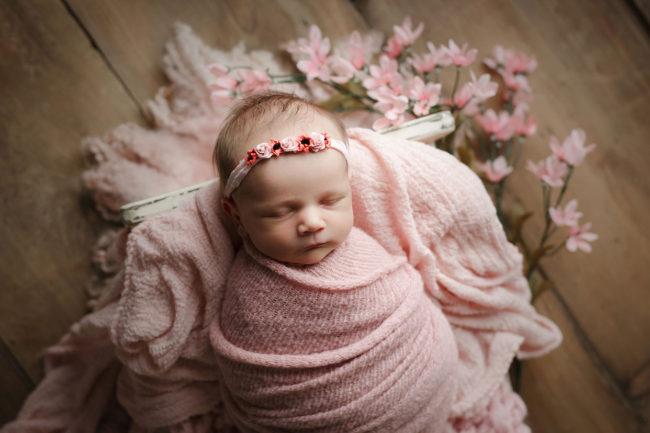 best lincoln nebraska newborn photography