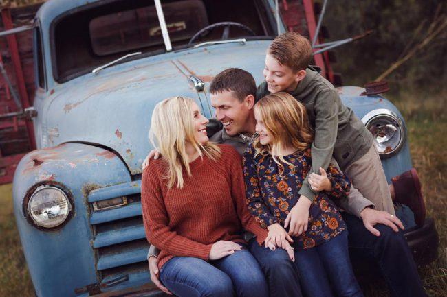 fall family portraits lincoln ne