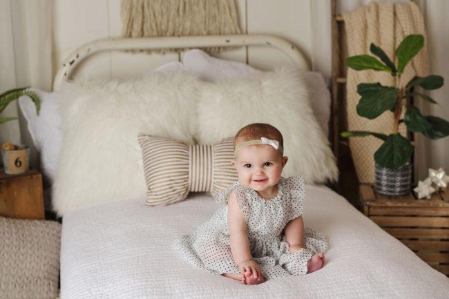 lincoln ne baby photo session