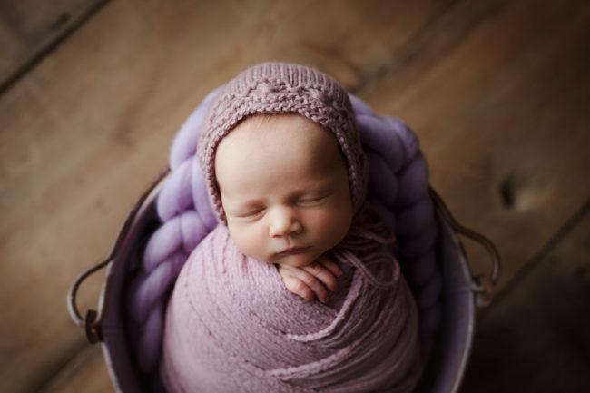 lincoln ne newborn portraits