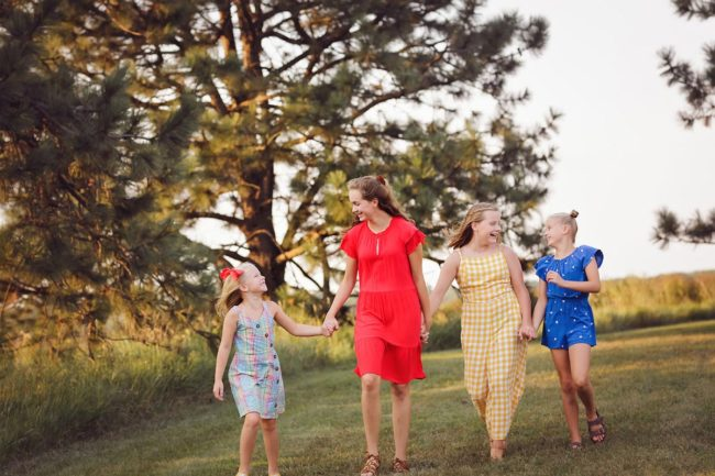 lincoln ne outdoor family photography