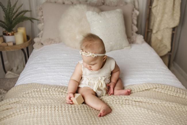 lincoln nebraska baby portraits