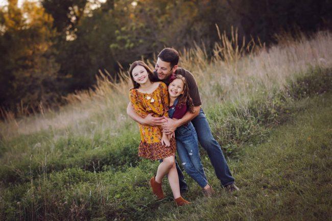 lincoln nebraska fall family photographer