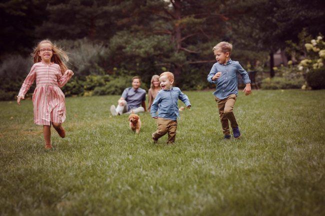 lincoln nebraska fall family photography