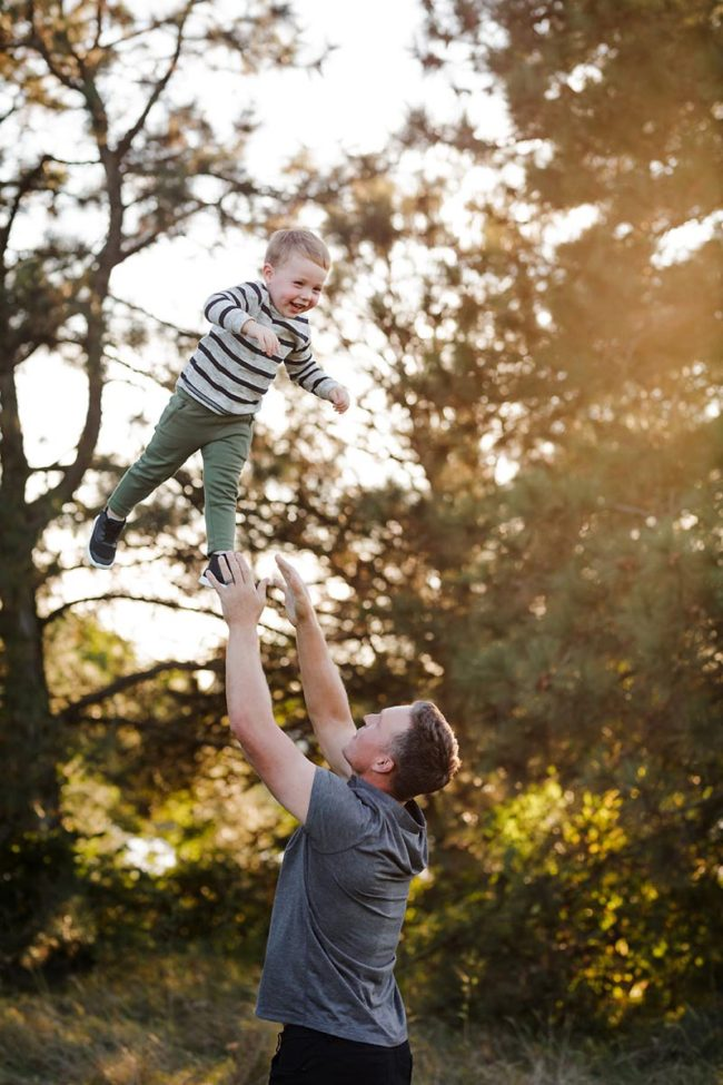 lincoln nebraska fall family pictures