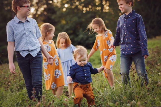 lincoln nebraska family photos