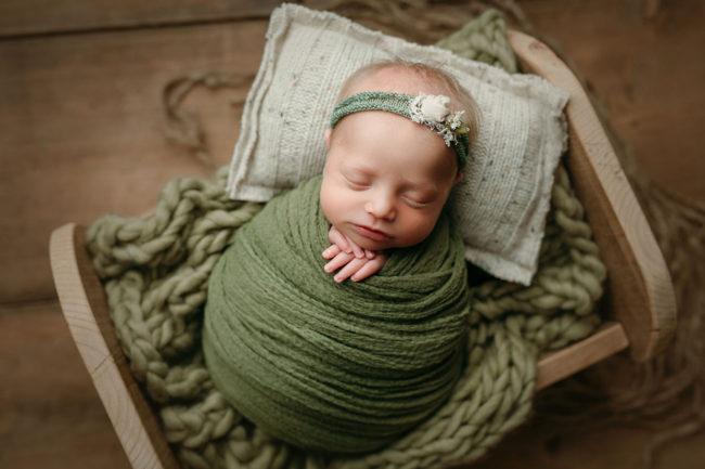 lincoln nebraska newborn portraits