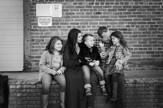 outdoor family portraits lincoln ne